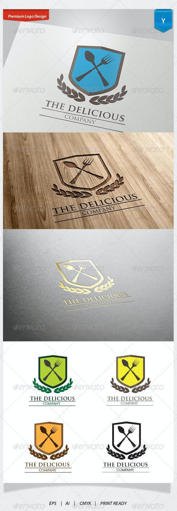 The Delicious Logo