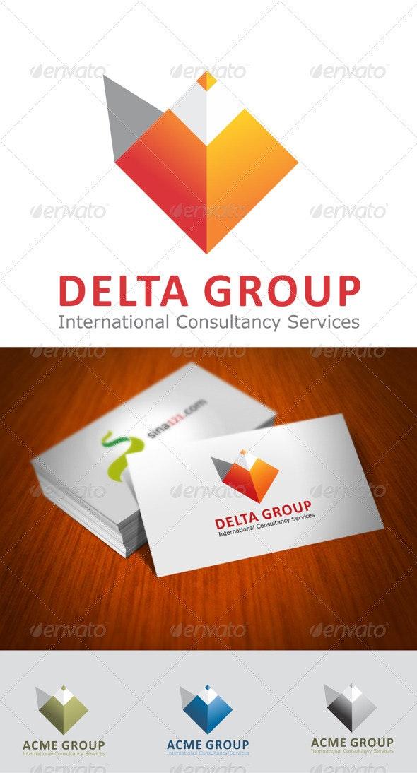 Delta logo - Logo Templates