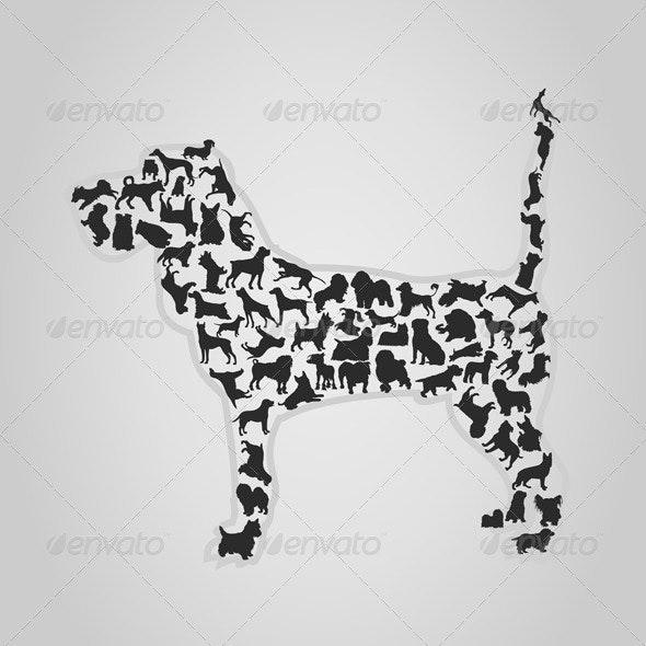 Dog2 - Animals Characters