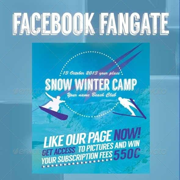 Facebook Fan-Gate (Get Many Likes!)