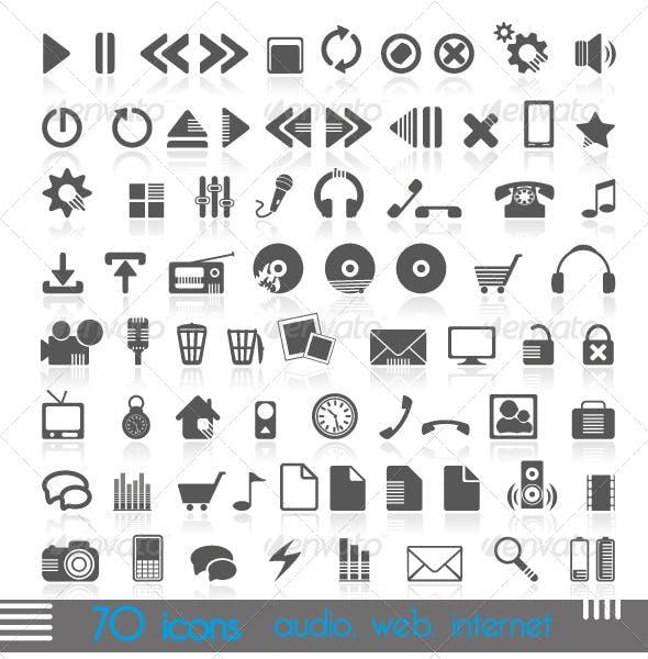 70 Icons