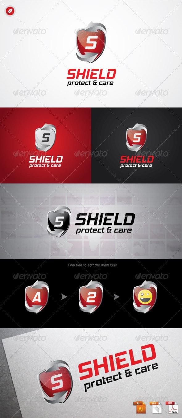 Shield Logo - Objects Logo Templates