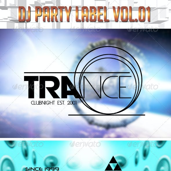 Dj Party Label Vol.01