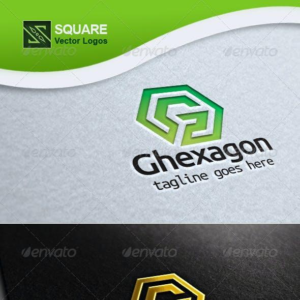Download G, Hexagon Vector Logo Template