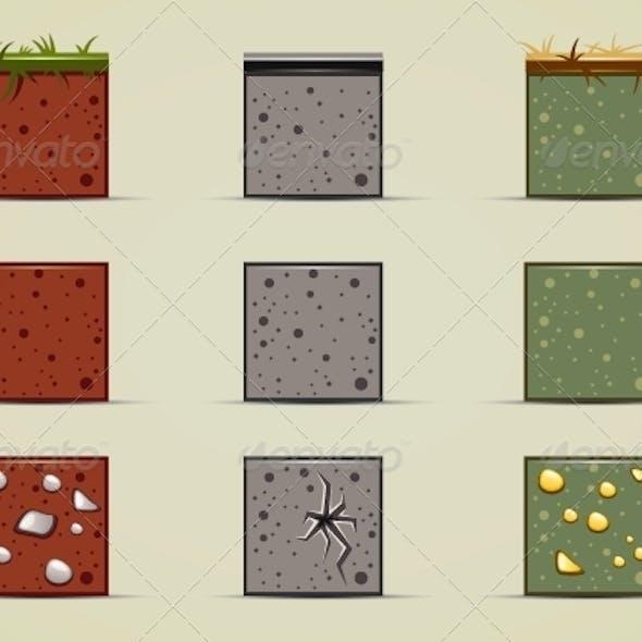 Ground Sprites Collection