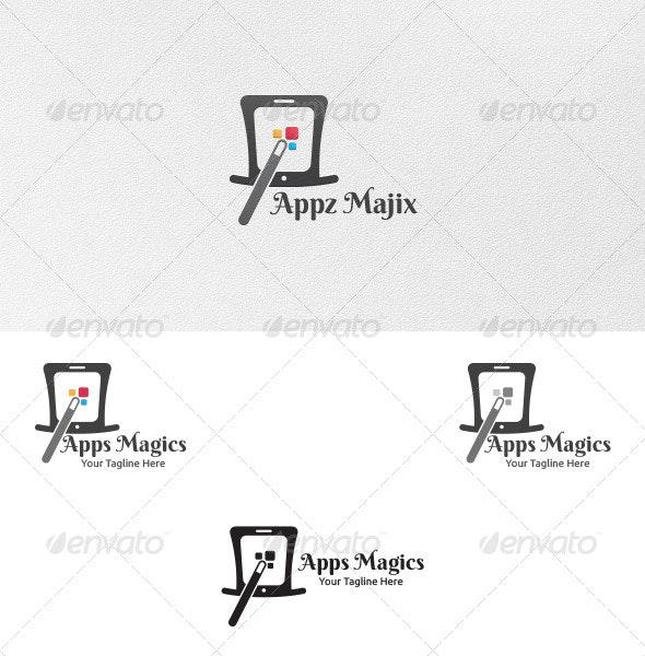 Apps Magics - Logo Template