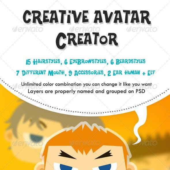 Creative Avatar Creator