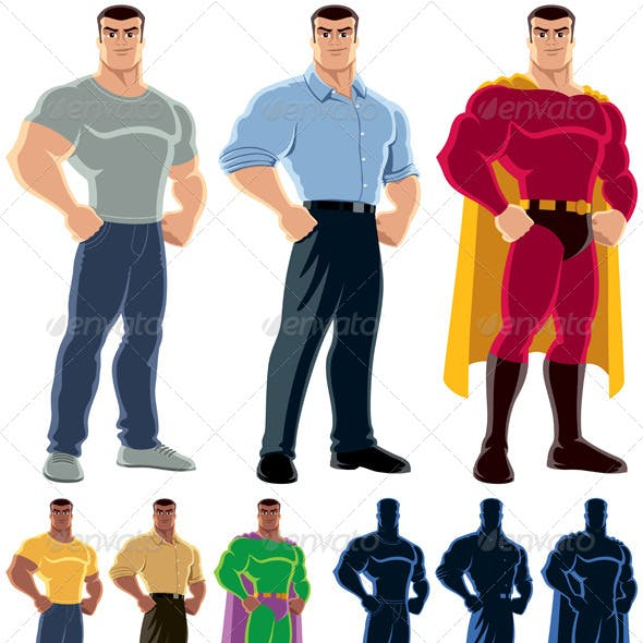 Superhero Transformation