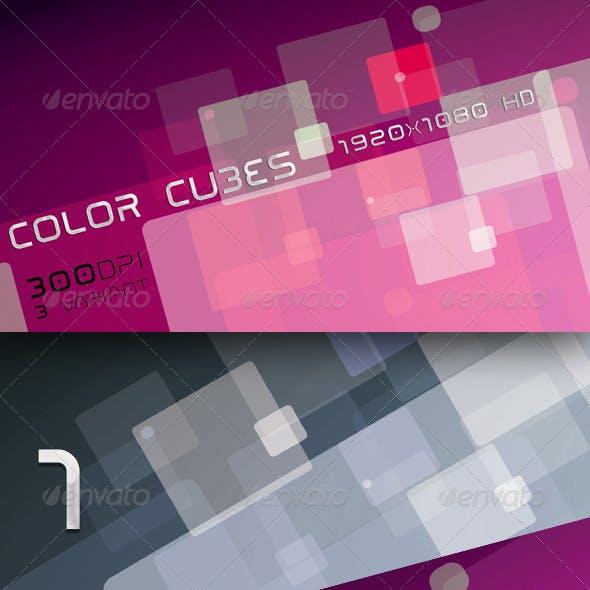 Color Cubes HD