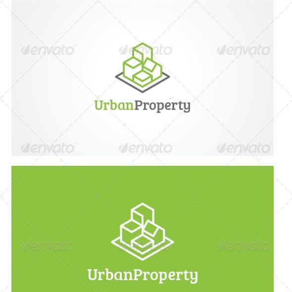 Urban Property Logo Template