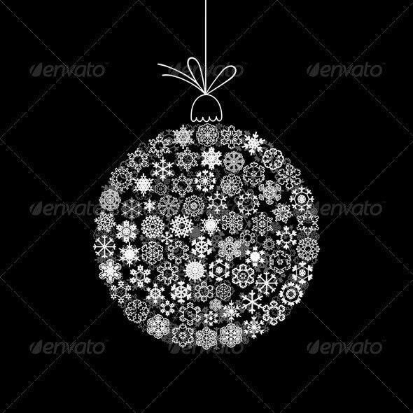 New Year sphere - New Year Seasons/Holidays