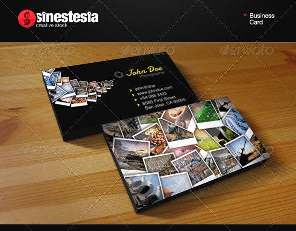 Pocket Porfolio Card - Creative Business Cards