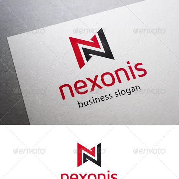 Nexonis N Letter Logo