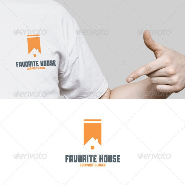 Favorite House Logo