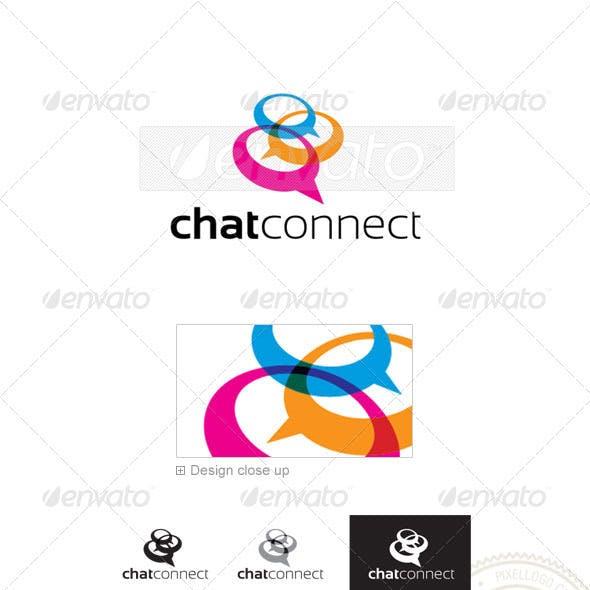 Chat logo Logo-2380