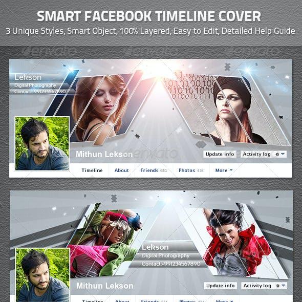 Smart Facebook Timeline Cover