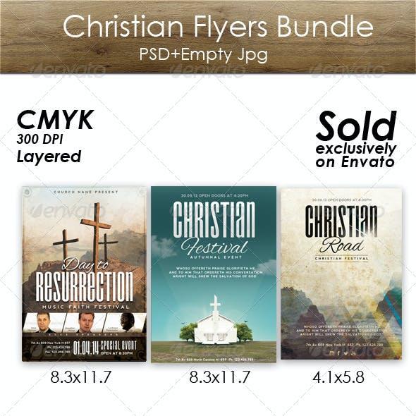 Christian Flyer Bundle