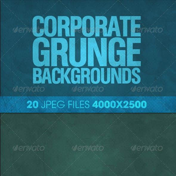 Corporate Grunge Background