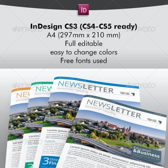 Newsletter Starter