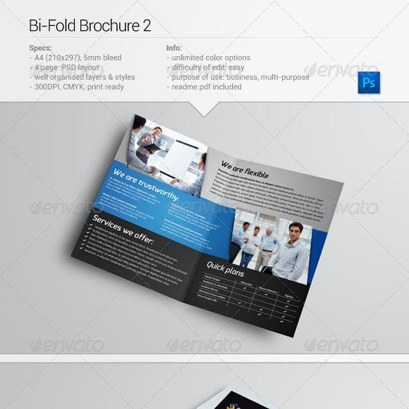 Bi-Fold Brochure 2