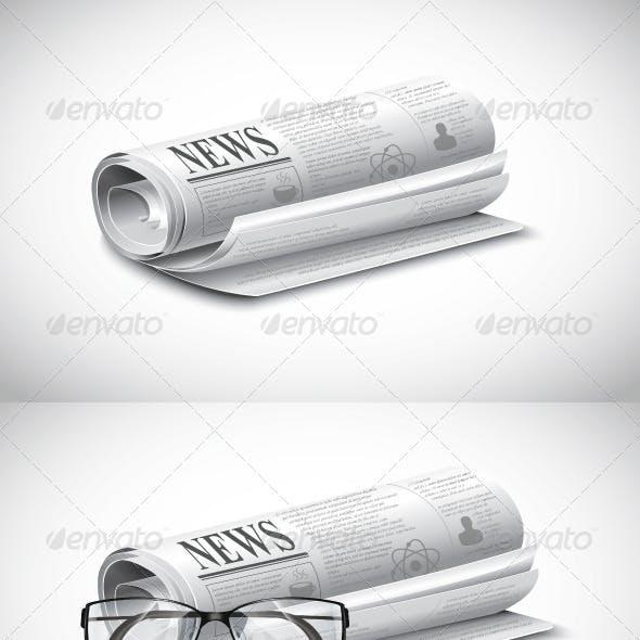 Newspaper Set