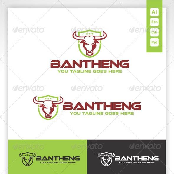 Bull Head Bantheng Logo