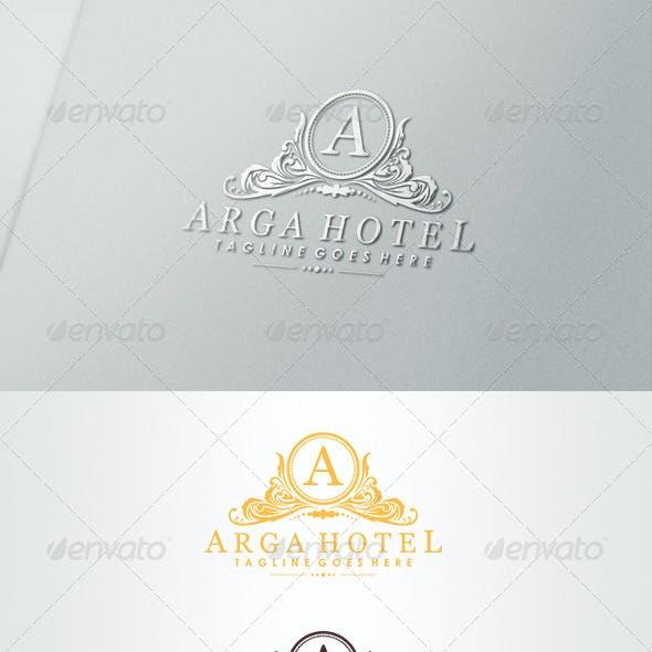Arga Hotel Logo