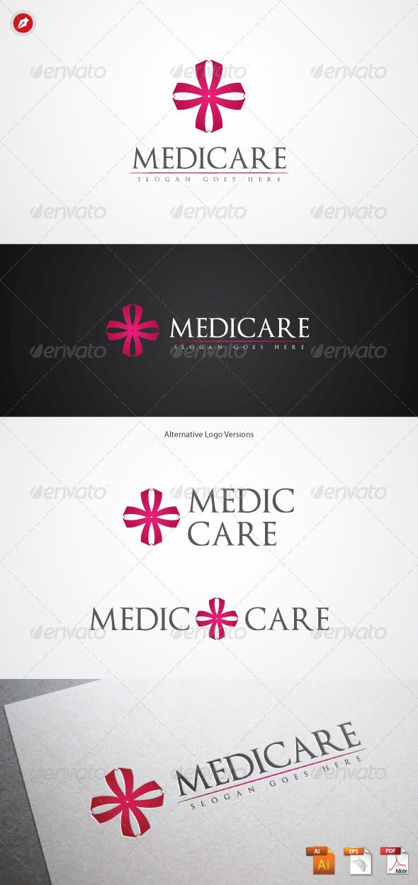Medicare Logo - Symbols Logo Templates