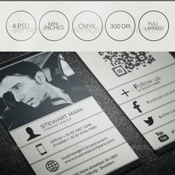 Creative Business Card 043