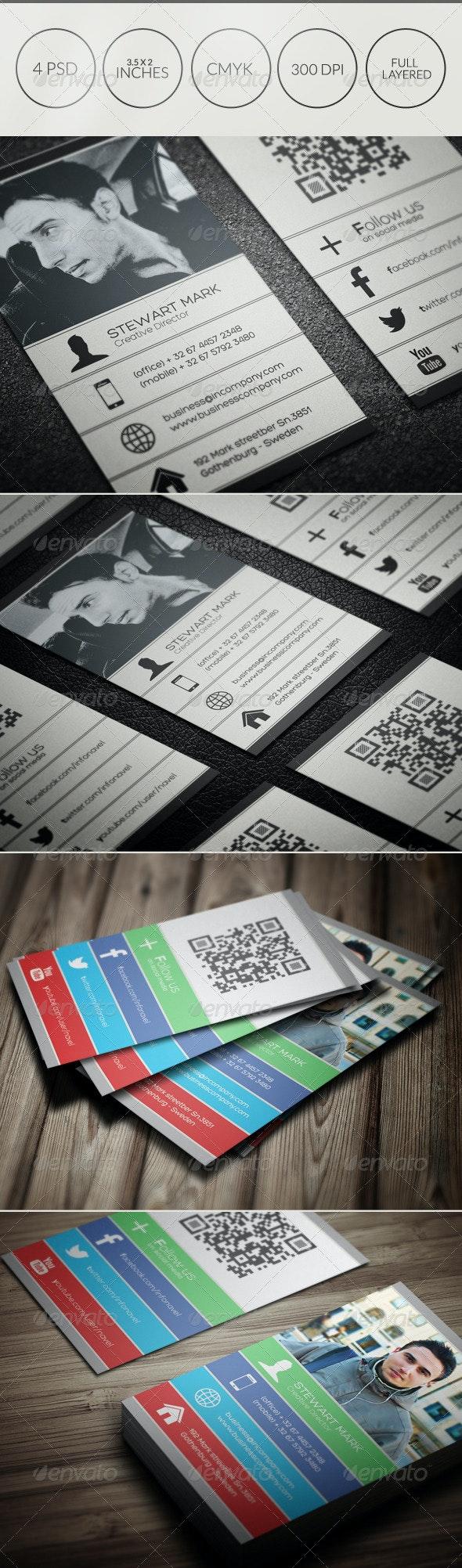 Creative Business Card 043 - Creative Business Cards