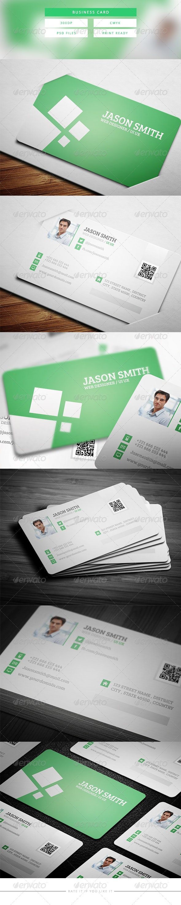 Creative Business Card 6 - Creative Business Cards