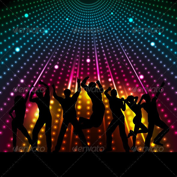 Disco People - People Characters