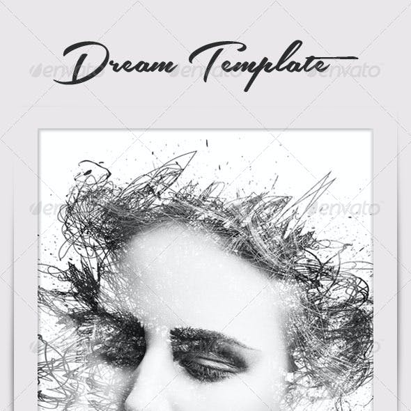 Dream Photo Template