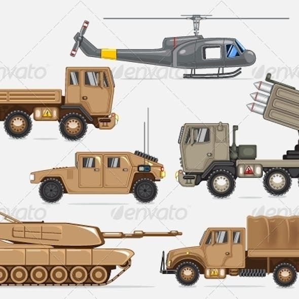 Military Transport Collection