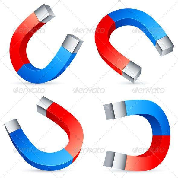 Horseshoe Magnets
