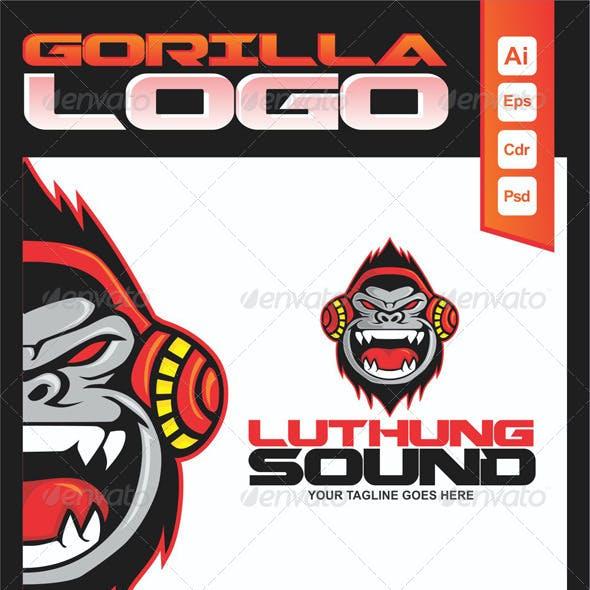 Gorilla Sound Luthung Logo