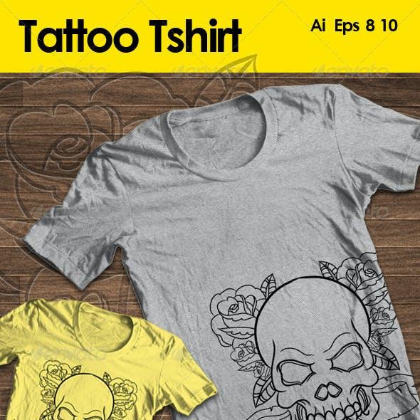 Tattoo Tshirt Promote