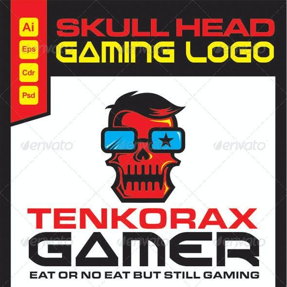 Gamer Geek Tenkorax Logo