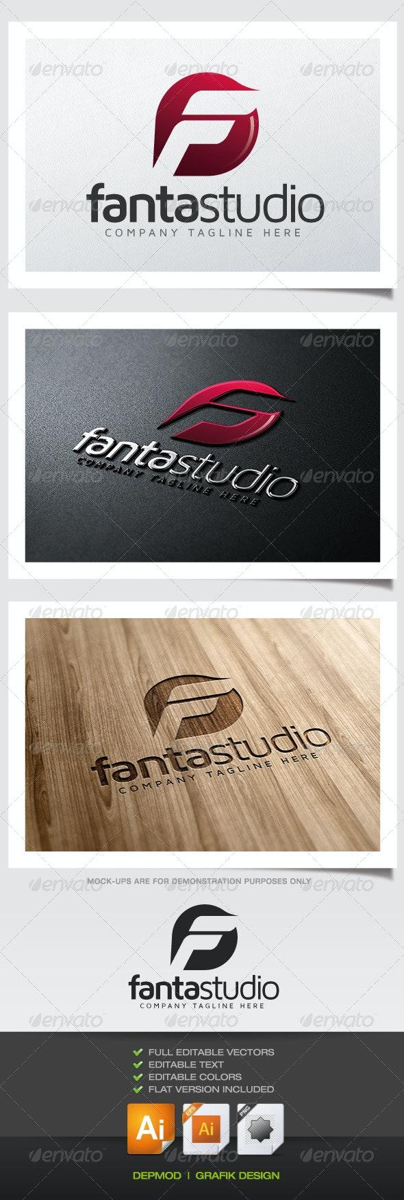 Fanta Studio Logo - Letters Logo Templates