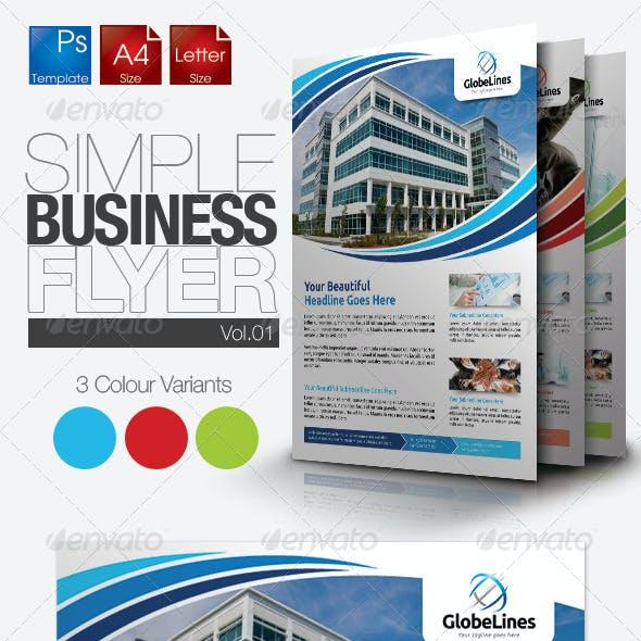 Business Flyer Vol.01