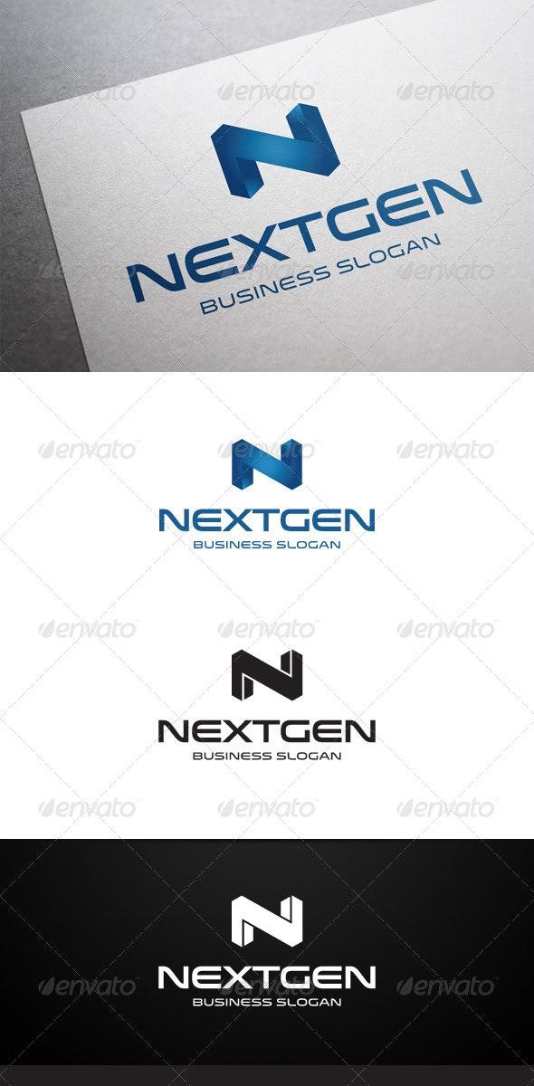 Nextgen N Letter Logo