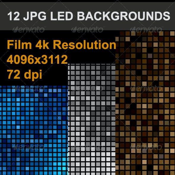 LED Background Pack 2