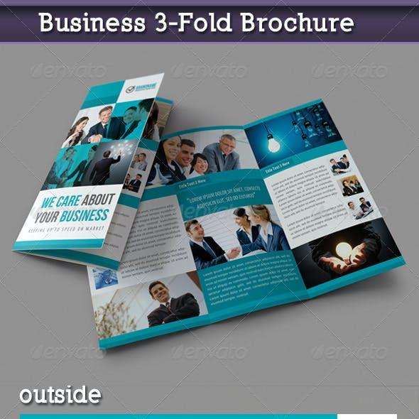 Business 3-Fold Brochure