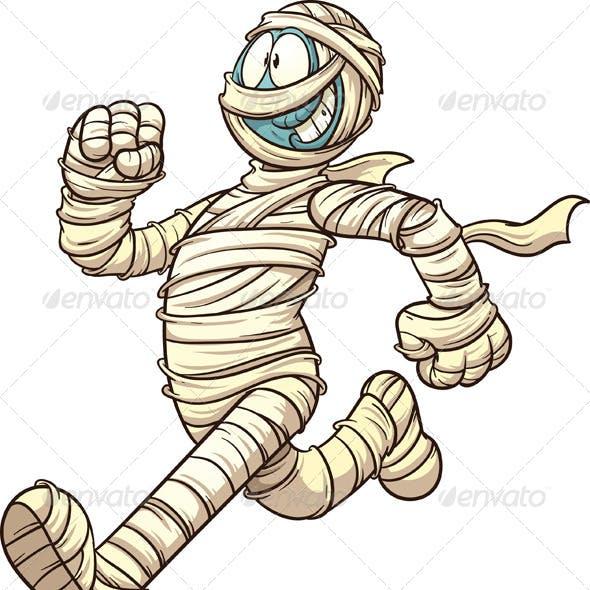 Running Mummy