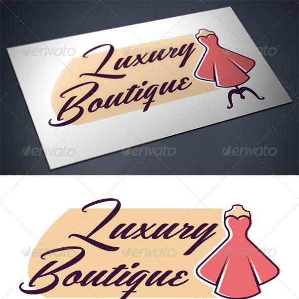 Boutique Logo Template