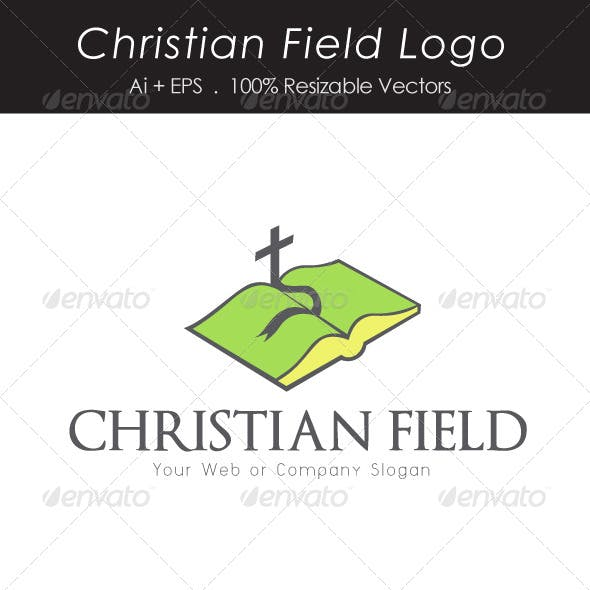 Christian Field Logo