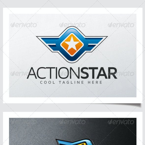 Action Star Logo