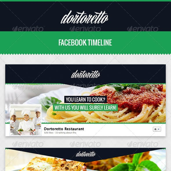 Dortoretto Facebook Timeline