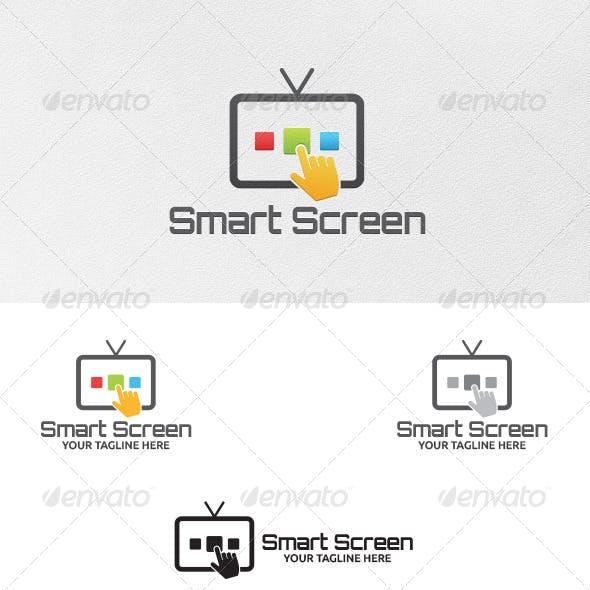 Smart Screen - Logo Template
