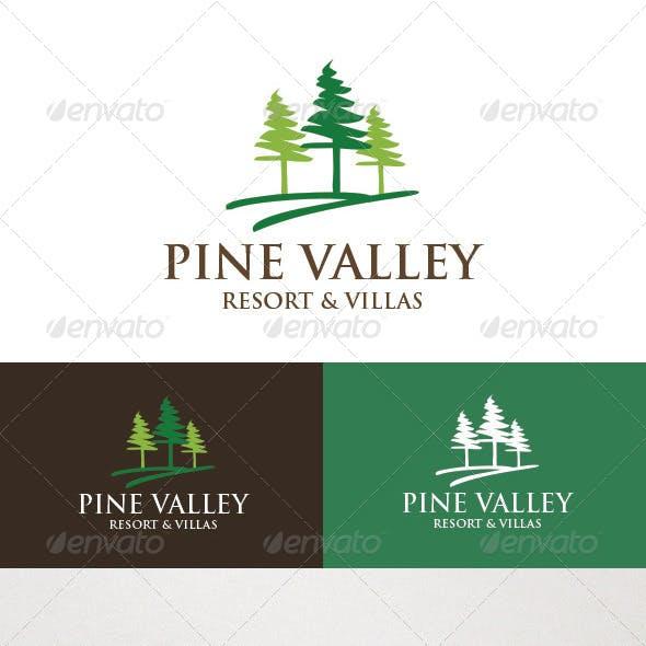 Pine Valley Resort & Villas Logo